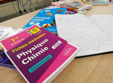 livre physique chimie christophe genovesio